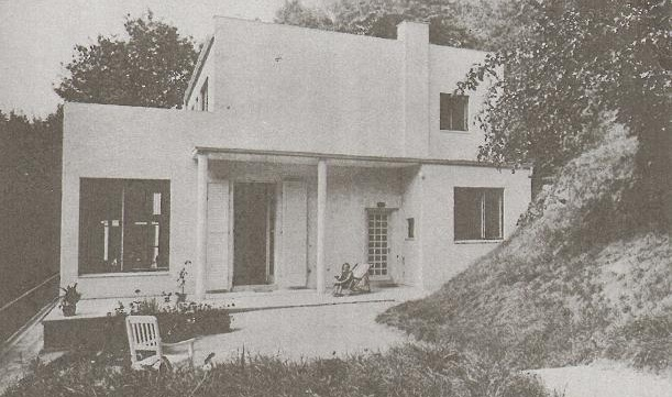 House at Bohmisch Komnitz 1932
